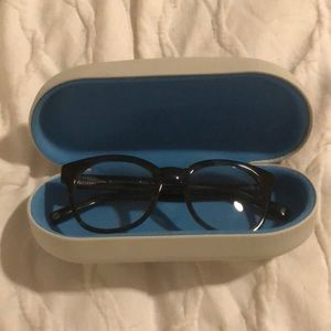 Warby Parker MALLORY glasses